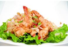 C17 Crevettes sel poivre
