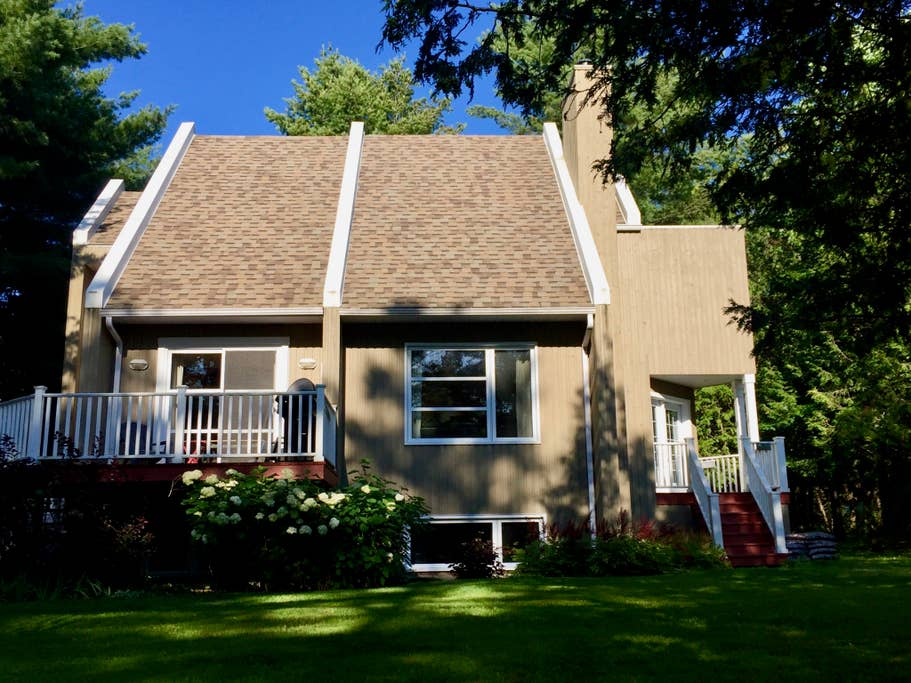 Cottages for rent for 8 people in Quebec #5