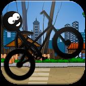 Stickman BMX Bike