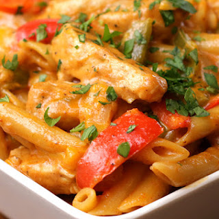 This One-Pot Fajita Pasta Will Add Spice To Your Weeknight Routine