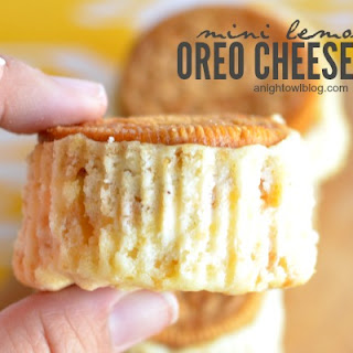 Mini Oreo Cheesecakes Recipes