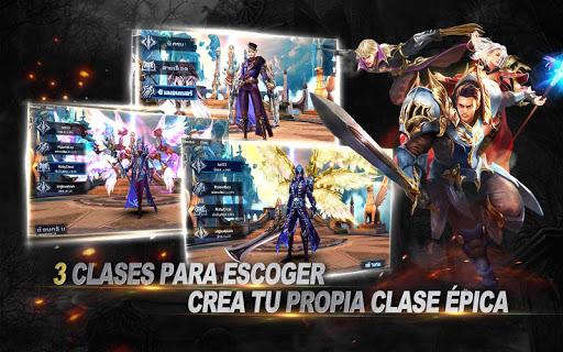 Goddess: Primal Chaos - MMORPG de acciu00f3n 3D apkmr screenshots 3
