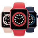 apple watch series 6 icon