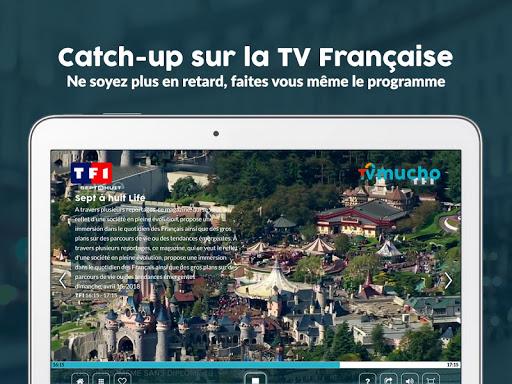 TVMucho - Regarder à l'Étranger 8.1.0 screenshots 9