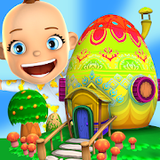 Surprise Eggs Easter Fun Games