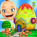 Surprise Eggs Easter Fun Games icon