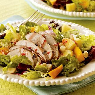Hawaiian Cobb Salad Recipe