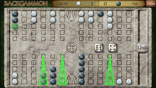 Backgammon Free screenshot 7