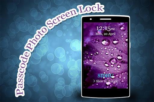 Passcode Photo Screen Lock