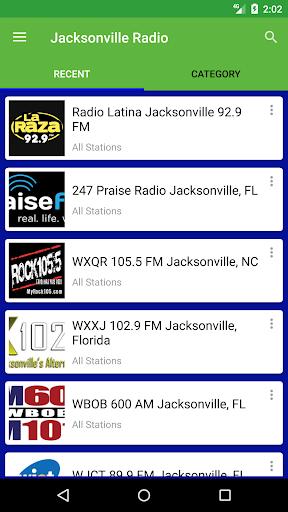 Jacksonville Radio Stations  screenshots 1