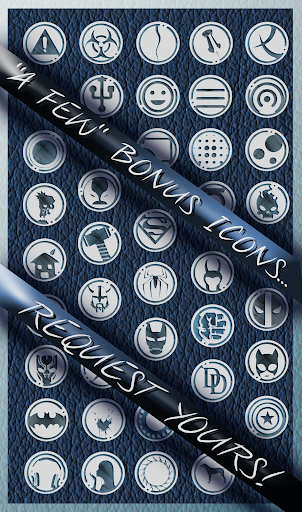 Download The Lox Icon Pack - a light version of Azulox MOD APK 4