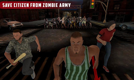 Archer Hunting Zombie City Last Battle 3D 1.0.4 screenshots 2