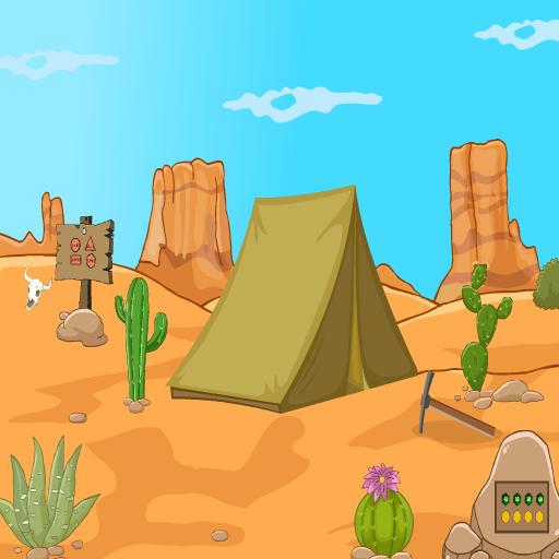 Injured Man Rescue From Desert 冒險 App LOGO-APP開箱王