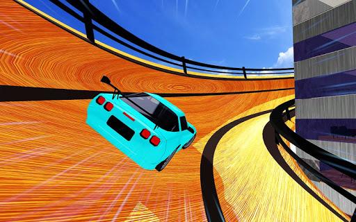 Spiral Ramp : Crazy Mega Ramp Car Stunts Racing 1.0.1 screenshots 2
