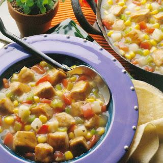 Pueblo Green Chile Stew.