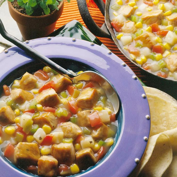 Pueblo Green Chile Stew Recipe