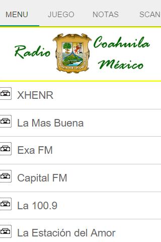 Radio Coahuila México