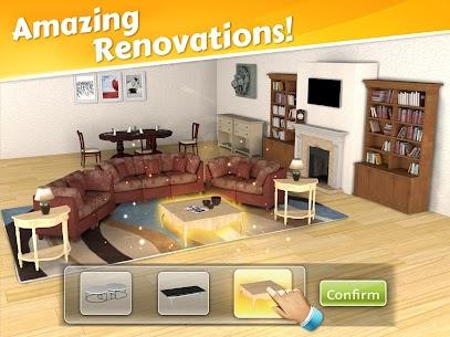 Home Design Dreams MOD (Unlimited Money) 4