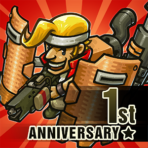 Metal Slug Infinity Idle Role Playing Game 1.6.2 by ekkorr logo