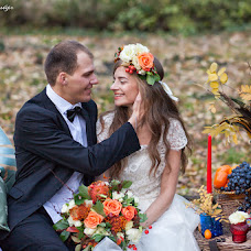 Wedding photographer Elena Gelberg (PenaLitrova). Photo of 07.11.2015