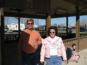 Photo: The Brothers, Gary and Linda.   HALS 2009-0228