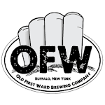 Logo for Old First Ward Brewery