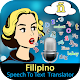 Download Filipino Speech To Text Translator For PC Windows and Mac