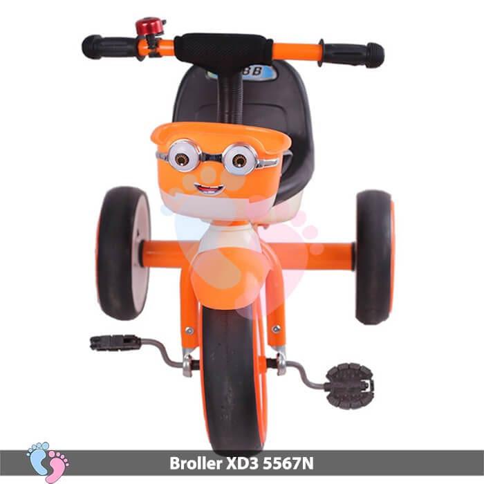 Xe đạp ba bánh Broller XD3-5567N 6