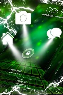 Zámek obrazovky pro HTC One - náhled
