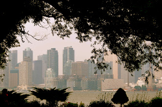 Photo: Skyline from the Islands