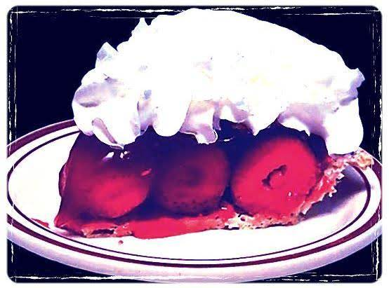 Aunt Francie's Strawberry Pie Recipe