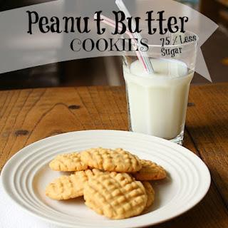 Farmhouse Peanut Butter Cookies