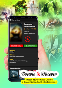 Free Full HD Movies 2019  App Download For Android 7