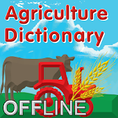 Agriculture Offline Dictionary