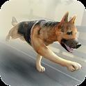 Mi Perro vs Zombies Simulador icon