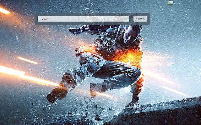 Battlefield 4 New Tab