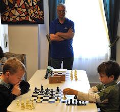 Photo: Anatoli Darialov - Tournament Director