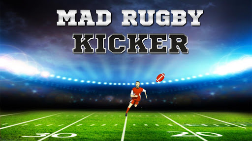 Mad Rugby Kicker