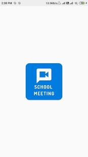 Download School Meeting For PC Windows and Mac apk screenshot 4