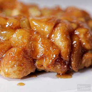 Apple-Bourbon Monkey Bread
