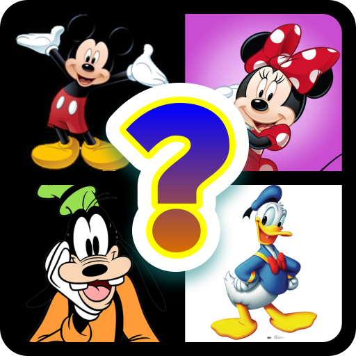 Disney Character Guess - 2018