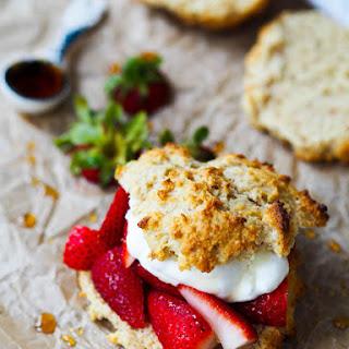 Breakfast Strawberry Shortcake Recipe