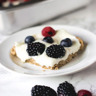 Berry Fruit Pizza