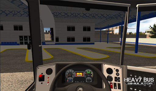 Heavy Bus Simulator  6