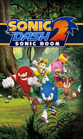 android Sonic Dash 2: Sonic Boom Screenshot 5