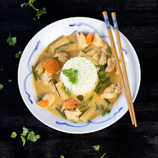 Thai Panang Curry.