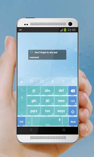 玩個人化App|漂白墙 TouchPal 主题免費|APP試玩