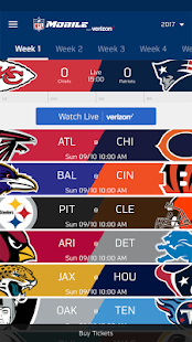 NFL Mobile for PC-Windows 7,8,10 and Mac apk screenshot 2