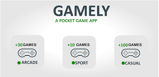 GAMELY Pocket GAME  - lightweight online games for PC