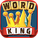 Word King: Free Word Games & Puzzles icon